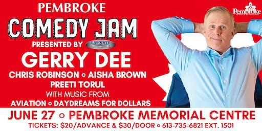 Pembroke Comedy Jam