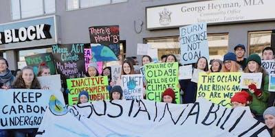 Burnaby Climate Strike