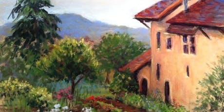Pastel Painting Weekend: Summer tickets