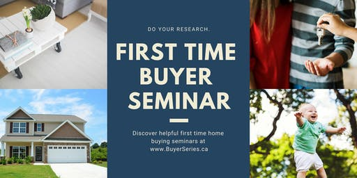 First-time Home Buyer Seminar (Oct)