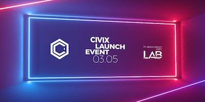 CIVIX_Launch event