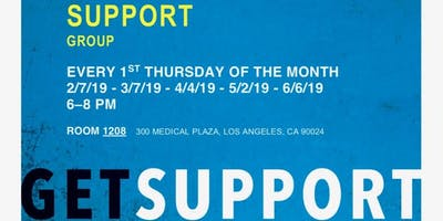 Support Group with the Adolescent Epilepsy Center UCLA