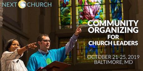 2019  Community Organizing and Congregational Development Training tickets