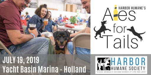 Harbor Humane's 5th Annual Ales for Tails