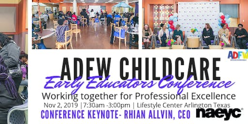Arlington DFW Child Care 5th Annual Early Educators Conference