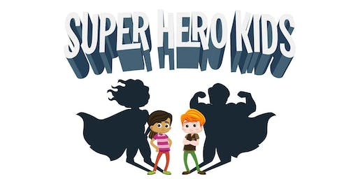 Super Hero Kids(Grades K-3)