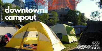 3rd Annual Downtown Campout