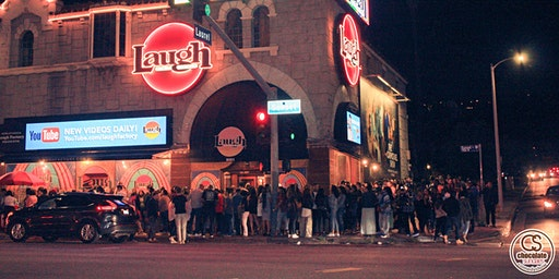Chocolate Sundaes Comedy Show @ The Laugh Factory Hollywood