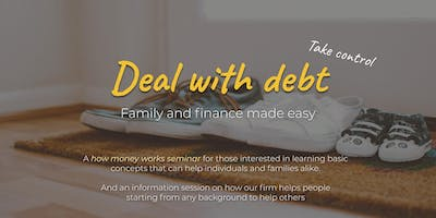 Deal with Debt: Family and Finance made easy (FREE)