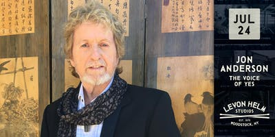 Jon Anderson (The Voice of YES)