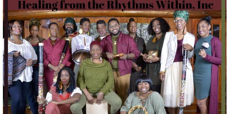 From the Rhythms Within: A Collective Experience from Healing Artists tickets