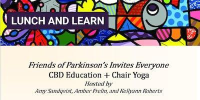 CBD Education Workshop & Chair Yoga
