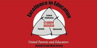 Bound Brook United Parents and Educators Symposium