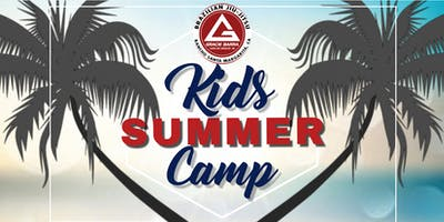 Gracie Barra RSM Kids Summer Camp