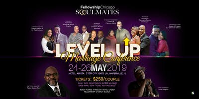 Level Up Marriage Conference