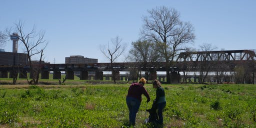 Trinity River Volunteer Day: July Cleanup & Seedball Workshop