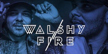 We The Plug Presents: Walshy Fire at Myth Nightclub 07.12.19 tickets