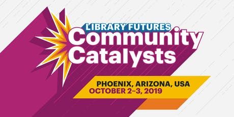 OCLC Library Futures Conference tickets