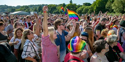 Durham Pride UK VIP