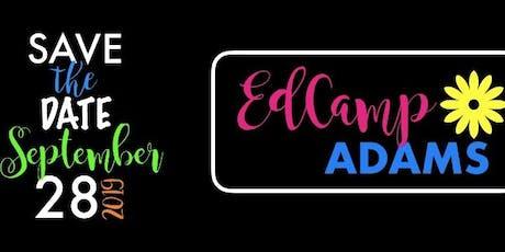 Edcamp Adams County tickets