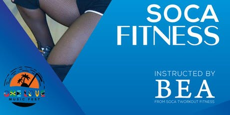 OLMF: Soca Fitness tickets