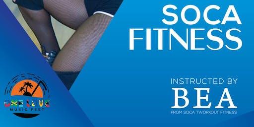 OLMF: Soca Fitness