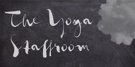 The Yoga Staffroom tickets