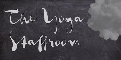 The Yoga Staffroom