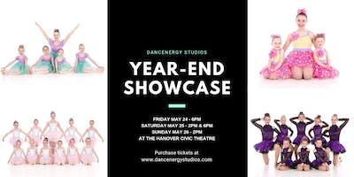 DancEnergy Year-End Showcase Saturday 2PM