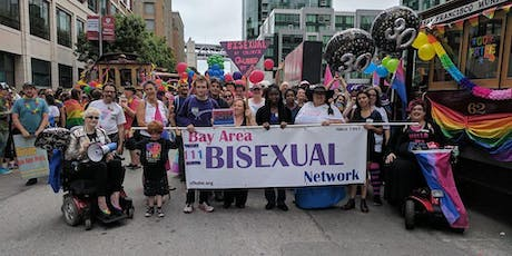 Generations of Resistance to Bi+ Erasure - 2019 SF Pride March tickets