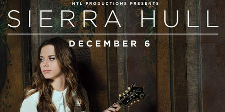 Sierra Hull tickets