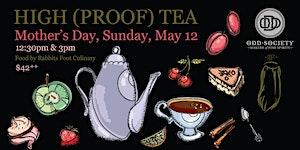 Odd Society Spirits High(Proof)Tea