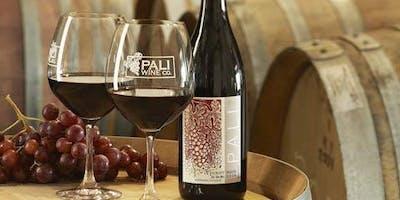 California Wine Dinner featuring Pali Company Wines