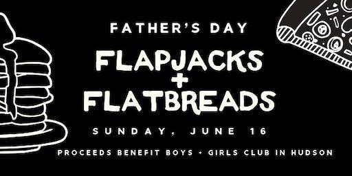 Father's Day Flapjacks & Flatbreads - 2019