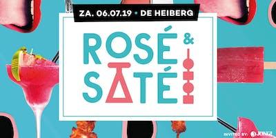 Rosé & Saté Party