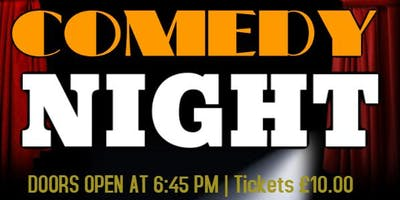 Comedy at the Pup!