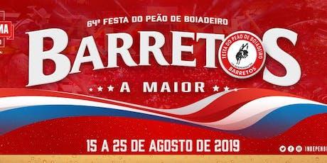 Excursão Barretos 2019 - Bate e Volta tickets
