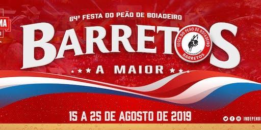Excursão Barretos 2019 - Bate e Volta