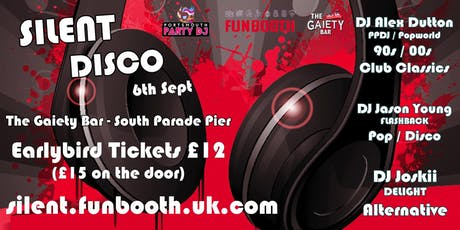 Silent Disco @ The Gaiety Bar tickets