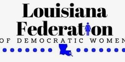 WOMEN IN BLUE LOBBY DAY - Louisiana Federation of Democratic Women