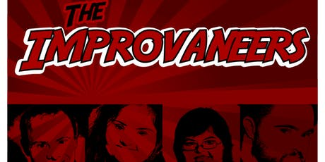 The Improvaneers present...Not Your Average News Team -  BIG SHOW! tickets