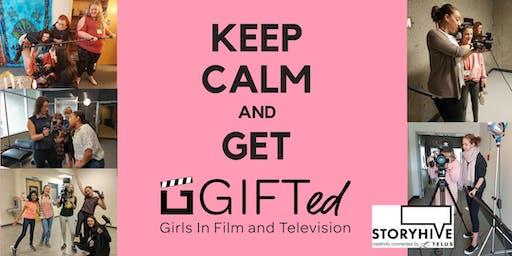 Girls In Film & Television, 5 Day Short Film-Making Workshop - Fort McMurray