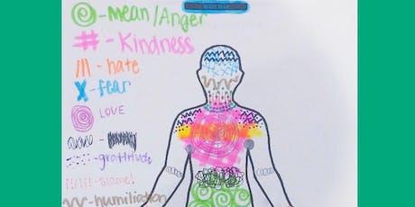 Embodied Wisdom - Emotionally Embodied Meditation + Soundbath tickets