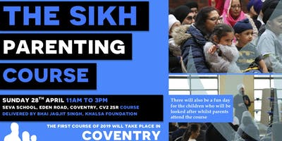 The Sikh Parenting Course Coventry