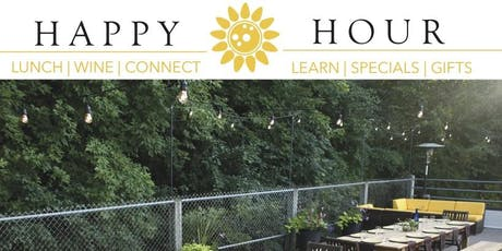 Sunflower Spa Happy HOur tickets