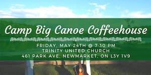 Camp Big Canoe Coffeehouse