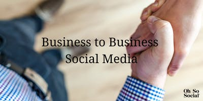 Business to Business Social Media Training