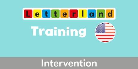 NEW Intervention Letterland Training- Lexington, NC  tickets