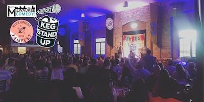 Riverwest FemFest Keg Stand Up!