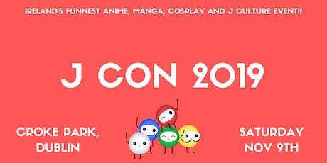 J Con 2019 tickets